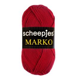Scheepjes Marko / Rood / 8112