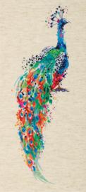 Borduurpakket Peafowl - PANNA    pan-7238-pt
