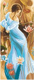 Voorbedrukt Aida Romance - Matryonin Posad    mp-1051