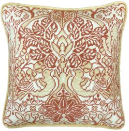 Borduurpakket William Morris - Dove And Rose Tapestry - Bothy Threads    bt-tac12