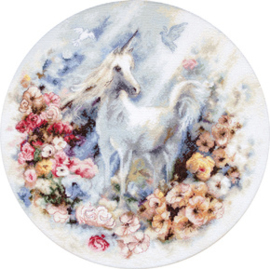 Borduurpakket Unicorn - Leti Stitch    leti-0903