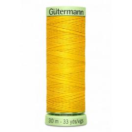 Gütermann Siersteekgaren  30 m / 106 / Kanarie Geel