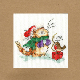 Borduurpakket Margaret Sherry - Just For You - Bothy Threads    bt-xmas30