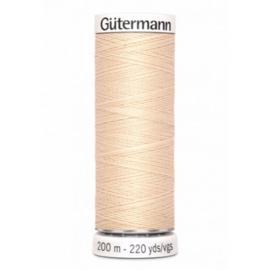 Gutermann alles naaigaren Ecru 005 / 5 / 200 meter