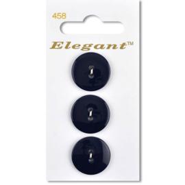 Knopen Elegant - Blauw / 458