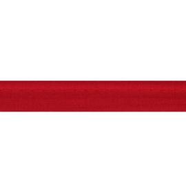 Oaki Doki Tricot de Luxe  / Paspelband 3 mm / Rood 620