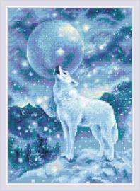 Diamond Mosaic Ice-Cold Wind - RIOLIS    ri-am0042