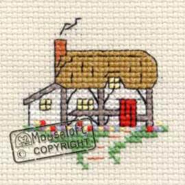 Borduurpakket Cottage - Mouseloft    ml-00d-102