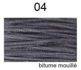 Dmc Mouliné Special / nieuwe kleur / Bitume Mouillé / 04