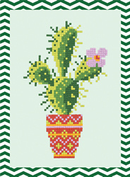 Diamond Painting Cactus - Freyja Crystal    fc-alvs-020