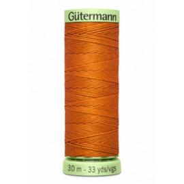 Gütermann Siersteekgaren  30 m / 982 / Donker Oranje