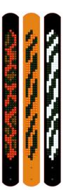 Diamond Dotz Dotzies 3 Bracelets Multi Pack - Animal Prints - Needleart World    nw-dtz11-001