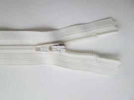 Ykk Nylon ritsen 10 t/m 60 cm Gebroken wit (841)