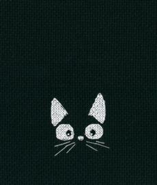 Borduurpakket Among Black Cats - RTO    rto-eh377