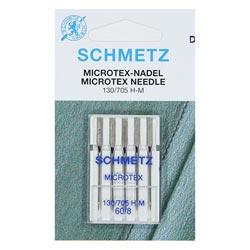 Schmetz microtex  Naalddikte 60 / 10