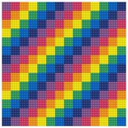 Diamond Dotz Tetris - Needleart World    nw-dd03-021