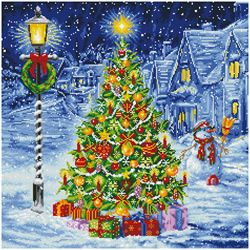 Diamond Dotz Oh Christmas Tree - Needleart World    nw-dd15-016