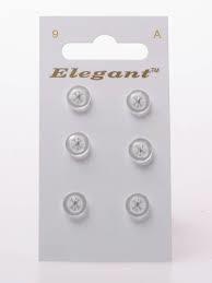 Knopen - Elegant 009 / 9
