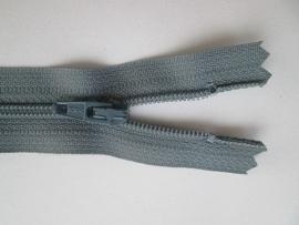Ykk Nylon ritsen 10 t/m 60 cm Licht grijs (013)