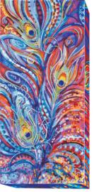 Kralen borduurpakket Magic Feathers - Abris Art    aa-ab-432