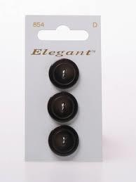 Knopen Elegant - Bruin / 854
