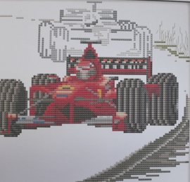 Cross Stitch / Racing