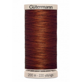 Quiltgaren 200 meter - Artikelnummer 1833 / bruin rood