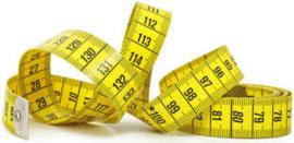 Centimeter / Meetlint / 2 kanten te gebruiken