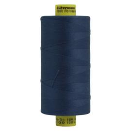 Gutermann naaimachine garen 1000 meter, Demin blauw 435