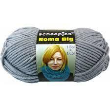Scheepjes Roma Big 002 / Grijs