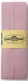 Oaki Doki Tricot de Luxe  / Jersey Biaisband / Lila 680