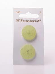 Knopen Elegant - Groen / 548