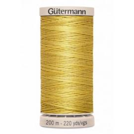 Quiltgaren 200 meter - Artikelnummer 758 / geel