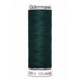 Gutermann alles naaigaren Donker Groen 018 / 18