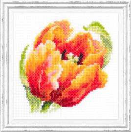 Borduurpakket Red Tulip - Chudo Igla    ci-150-010