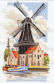 Borduurpakket Windmill - PANNA    pan-0726-ps