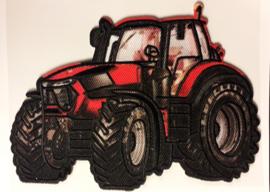 HKM Mode Applic. Grote rode Deutz Tractor