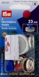 Prym Stofknopen met matrijs  23mm  323 217