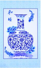 Diamond Dotz Oriental Blessing Peace Scroll - Needleart World    nw-dd17-001