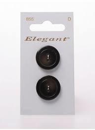 Knopen Elegant - Bruin / 855