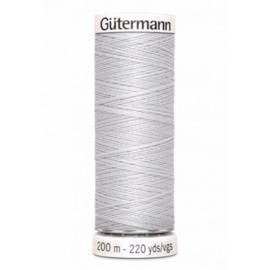 Gutermann alles naaigaren Licht Grijs 008    /   8