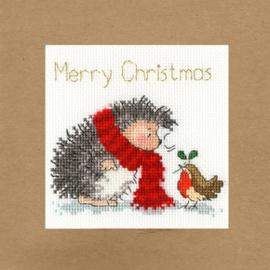 Borduurpakket Margaret Sherry - Christmas Wishes - Bothy Threads    bt-xmas32
