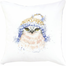 Borduurpakket The Owl - Luca-S    ls-pb142