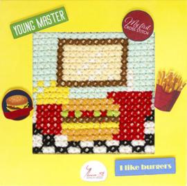 Borduurpakket My First Embroidery - McDonald's - Luca-S    ls-x002