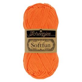 Scheepjes Softfun  / 2427 oranje /  Tangerine