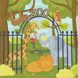 Diamond Dotz DOTZ at the Zoo - Needleart World    nw-dbx-025