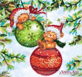 Kralen borduurpakket Cute Fun - Abris Art    aa-am-223