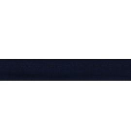 Oaki Doki Tricot de Luxe  / Paspelband 3 mm / Blauw 009