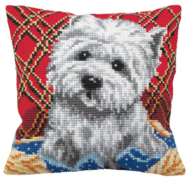 Kussenpakket Bichon - Collection d'Art    cda-5161
