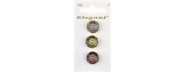 Knopen Elegant - Roze / 592